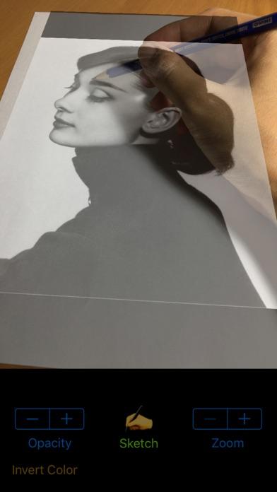 Vermeer's Lens: AR Drawing Screenshots