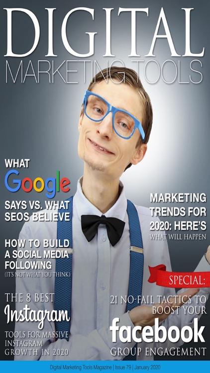 Digital Marketing Tools screenshot-6