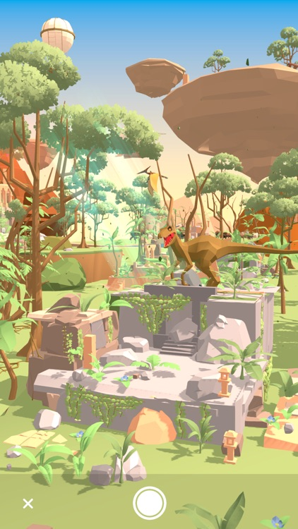 Dino Island-relaxing idle game screenshot-5