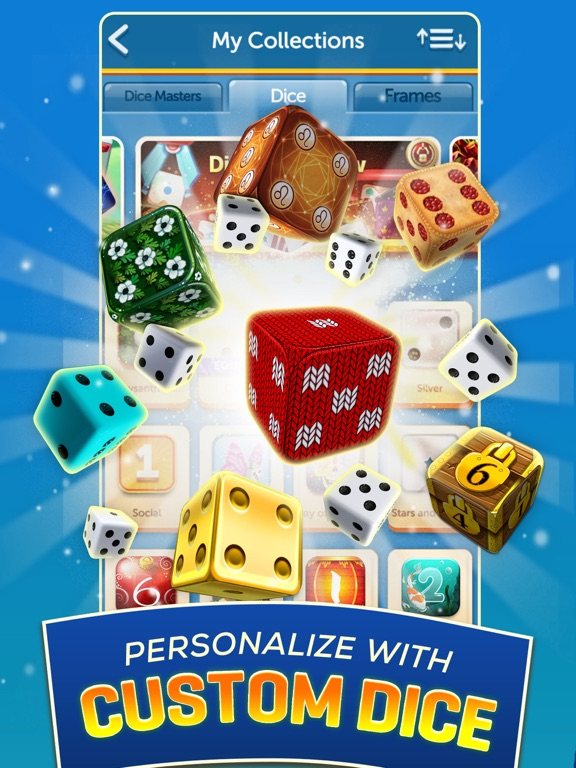 Dice With Buddies: Social Game Скриншоты16