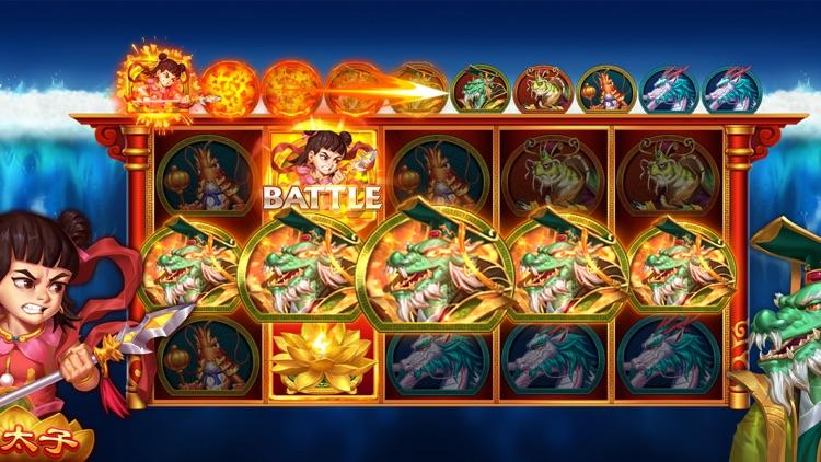 Dragon King Fishing Online screenshot-4