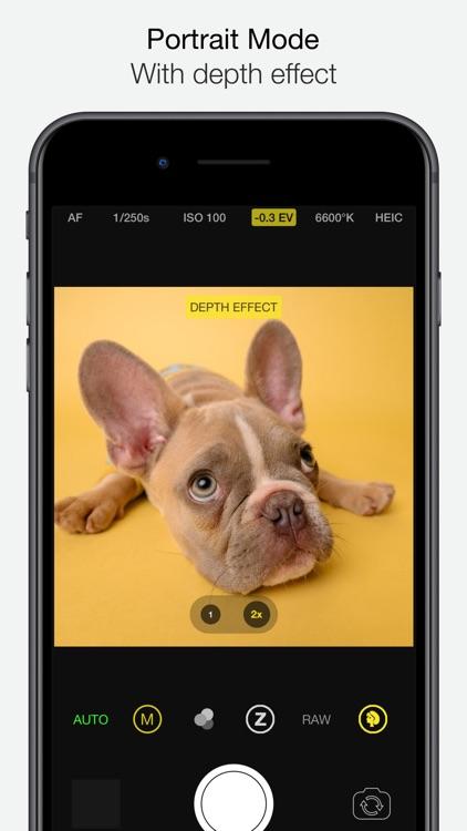Vistax - Pro Camera