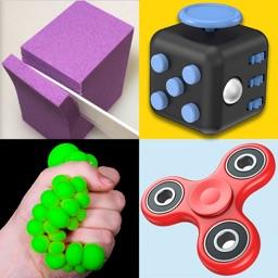 Fidget Toys Destress Pop it