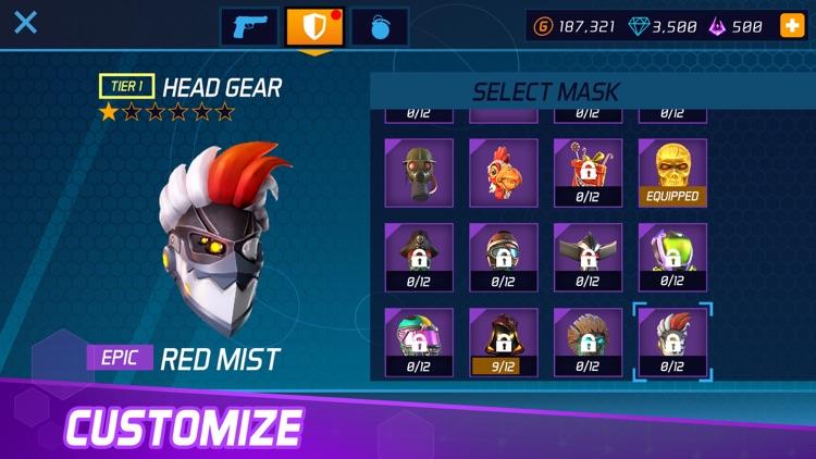 MaskGun: Online PvP FPS game screenshot-5