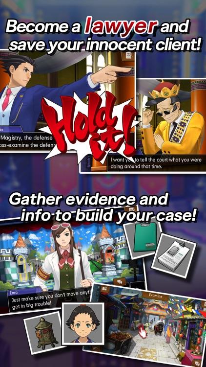 Ace Attorney Spirit of Justice