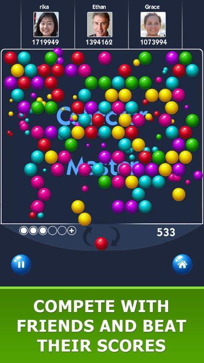 Bubble Puzzle: Hit the Bubble screenshot-6