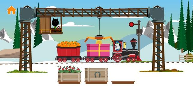 Comomola Far West Train Screenshot