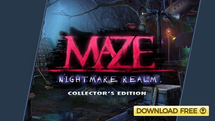 Maze: Nightmare Realm screenshot-4