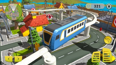 Elevated Train Builder 2018 screenshot 4