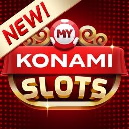 my KONAMI - Vegas Casino Slots