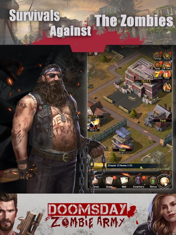 Doomsday:Zombie Army