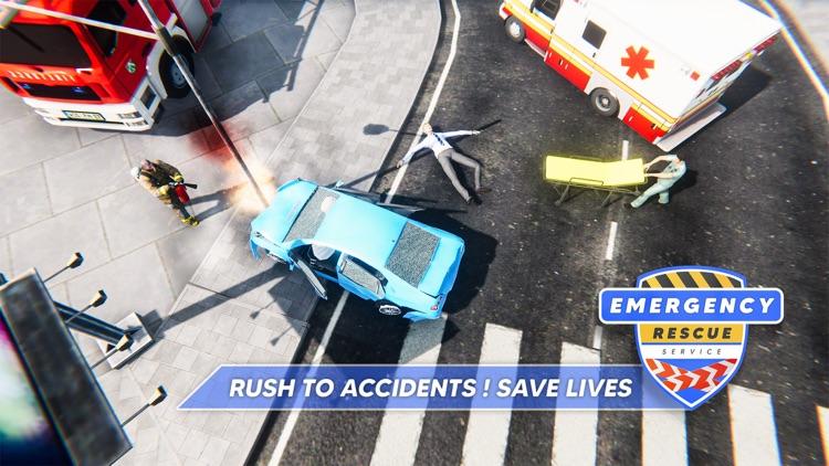 Emergency Rescue Service screenshot-3