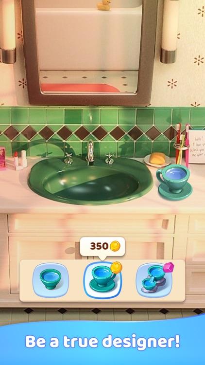 Merge Decor Game: Home Design screenshot-6