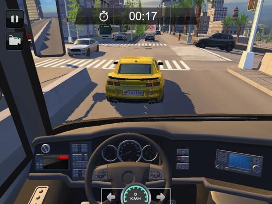 真实卡车:欧洲巴士公交车模拟器のおすすめ画像5