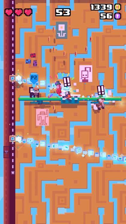 Crossy Road Castle screenshot-7