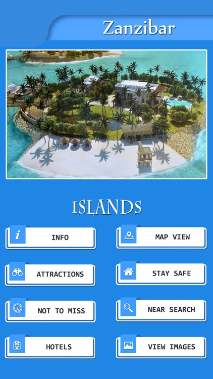 Zanzibar Island Tourism Guide screenshot-1