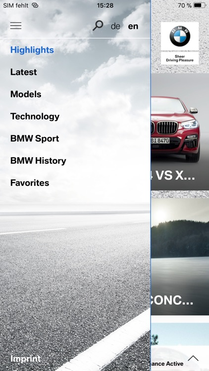 BMW SmartTV screenshot-4