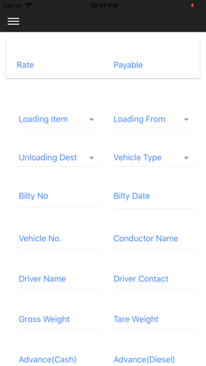 Bilty Management System on the App Store