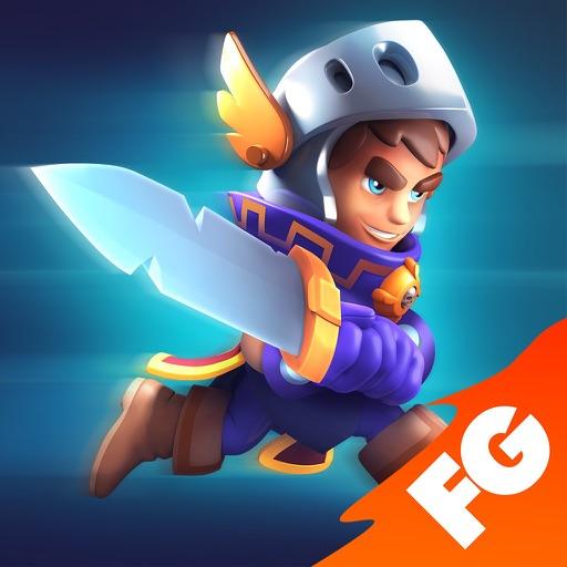 Nonstop Knight - Idle RPG iOS App