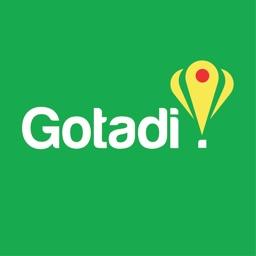 Gotadi Hotels, Flights