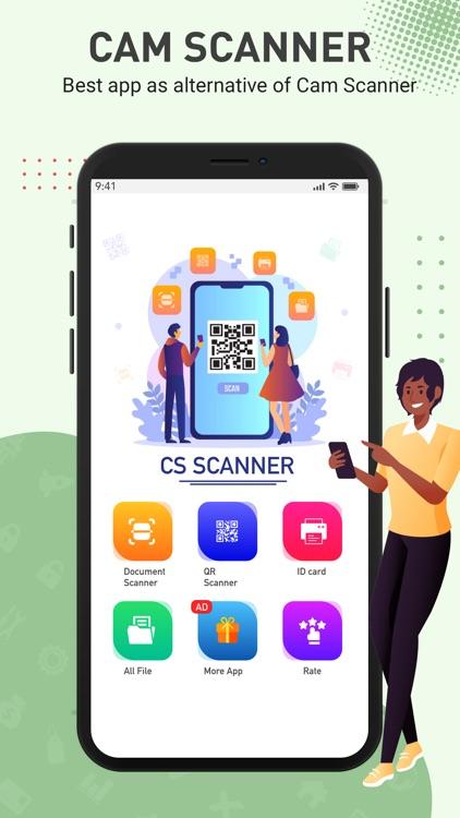 Cam Scanner - PDF Scanner Ap