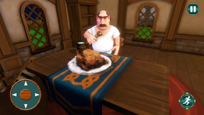 Virtual Scary Neighbor Game screenshot 4