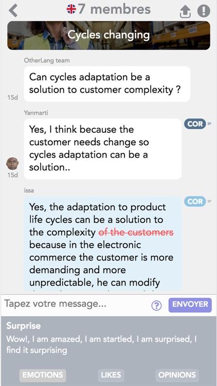 OtherLang - Education screenshot-5