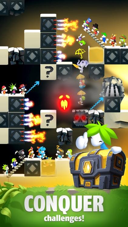 Lemmings: The Puzzle Adventure screenshot-4