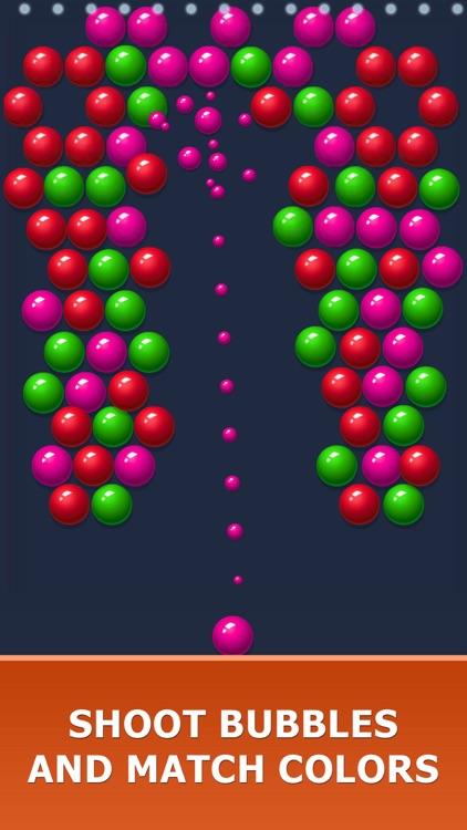 Bubble Puzzle: Hit the Bubble screenshot-3