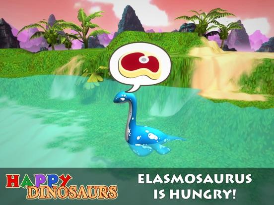 Screenshot 2 Happy Dinosaurs: Jurassic Zoo
