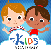 Preschool and kindergarten learning games for kids and toddlers: math, reading, educational puzzles and books free icon