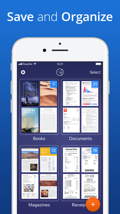 Scanner Pro: PDF Scanner & Fax IPA Cracked for iOS Free Download