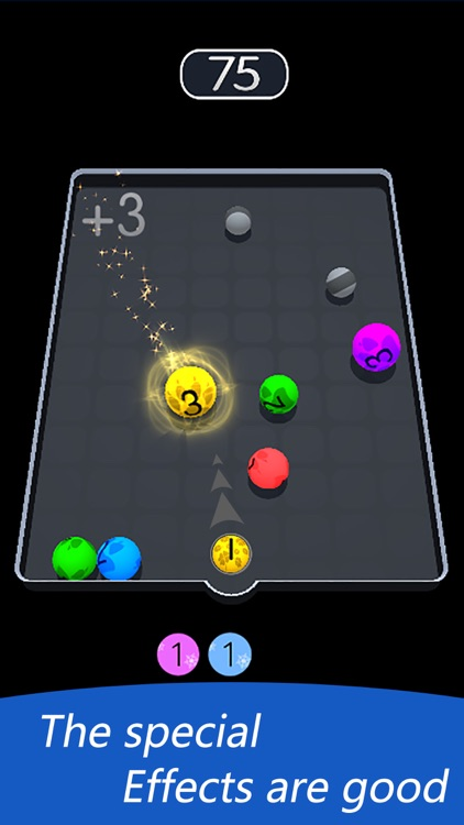 Balls Pool-3D balls Race screenshot-0