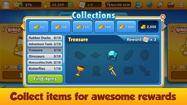GamePoint Bingo screenshot-5