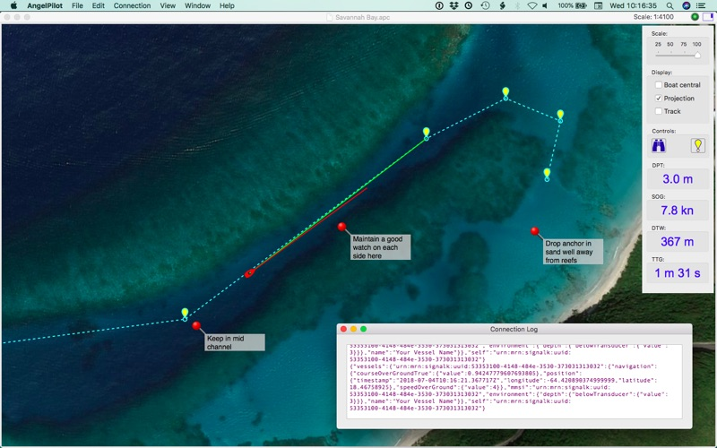AngelPilot скриншот программы 4