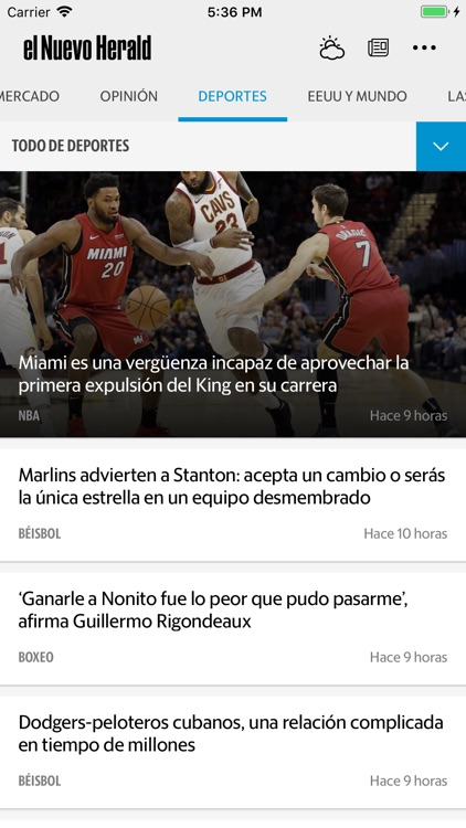 El Nuevo Herald screenshot-4