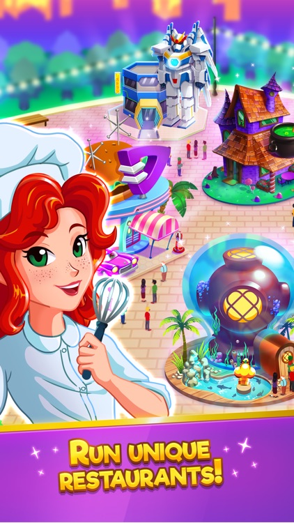Chef Rescue - Cooking Frenzy screenshot-3