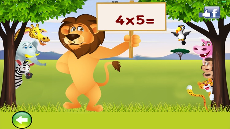 Times Tables : Maths Trainer screenshot-0