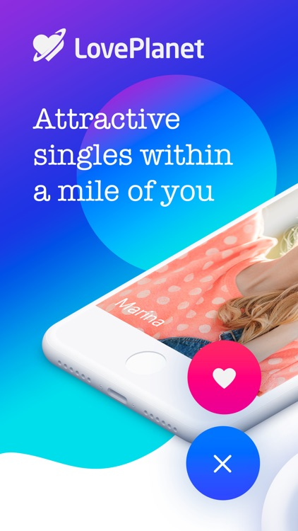 Loveplanet: Online Dating Site screenshot-0