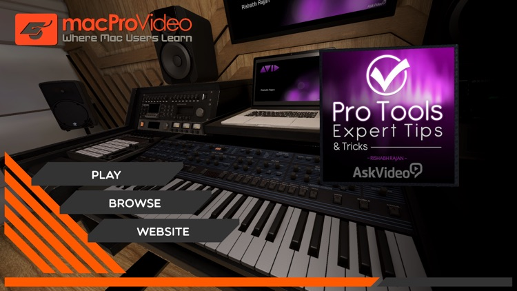 Expert Course For Pro Tools 12 screenshot-0