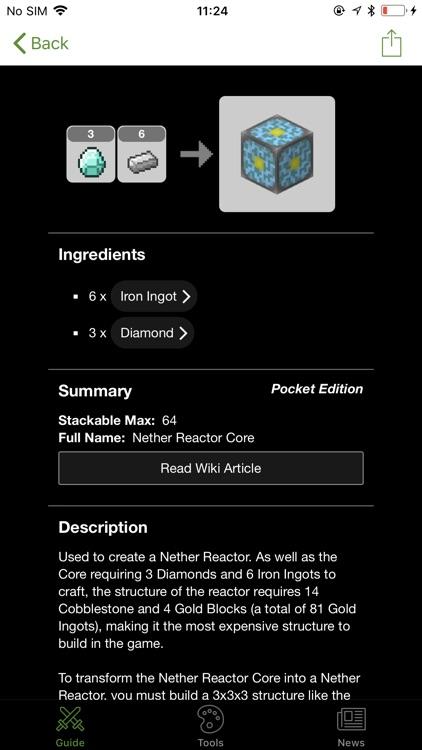 Minecraft Explorer Pro screenshot-3