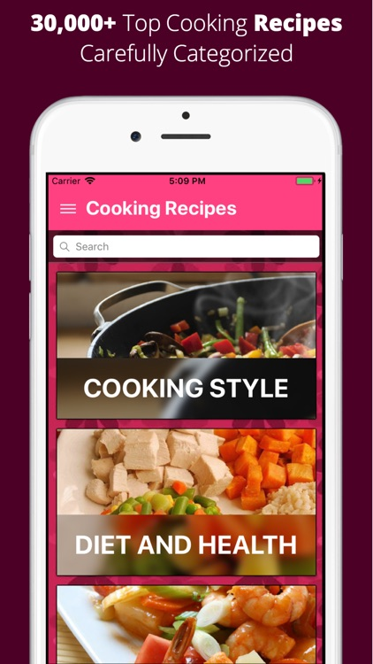 Recipe Book - 30K+ Top Recipes