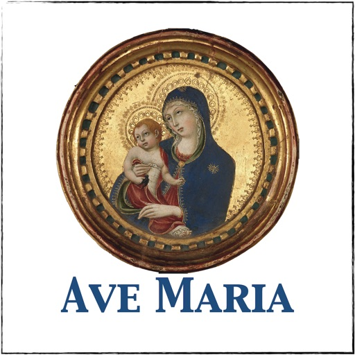 Ave Maria stickers