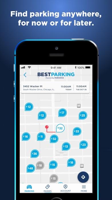 BestParking: Get Parking Deals iPhone