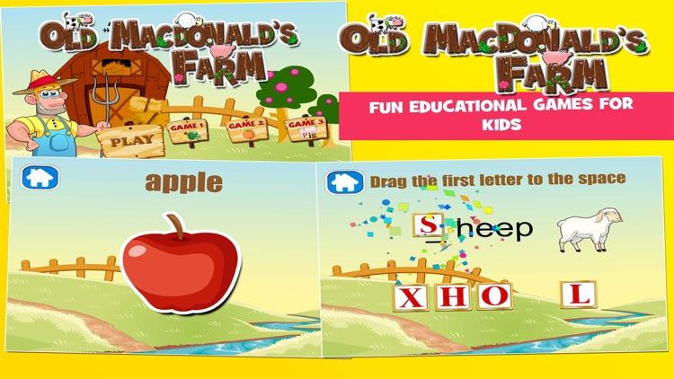 Old MacDonald had a Farm Games