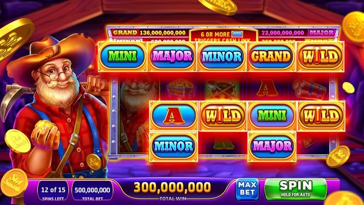 Slotsmash -Jackpot Casino Slot screenshot-4