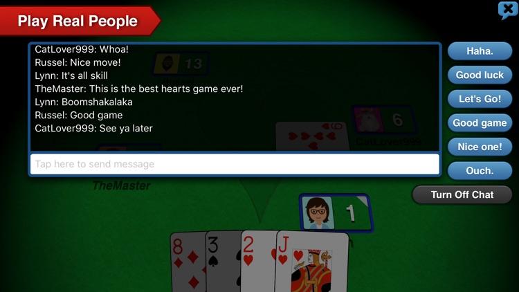 Hearts+ screenshot-4