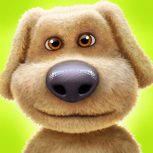Говорящий Бен - Talking Ben the Dog for iPad