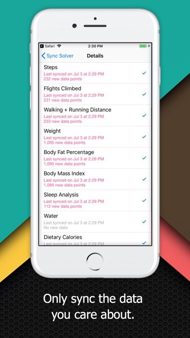 Screenshot for Sync Solver for Fitbit in Ecuador App Store
