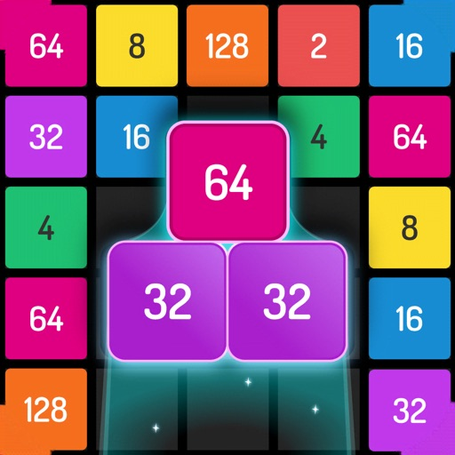 X2 Blocks – Merge Numbers 2048